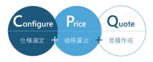 Configure, Price, Quote